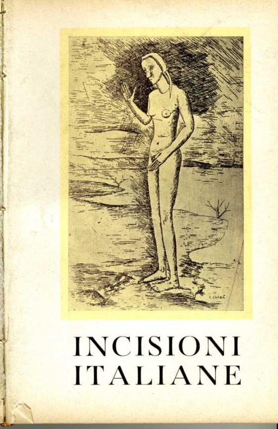1953 Incisioni italiane