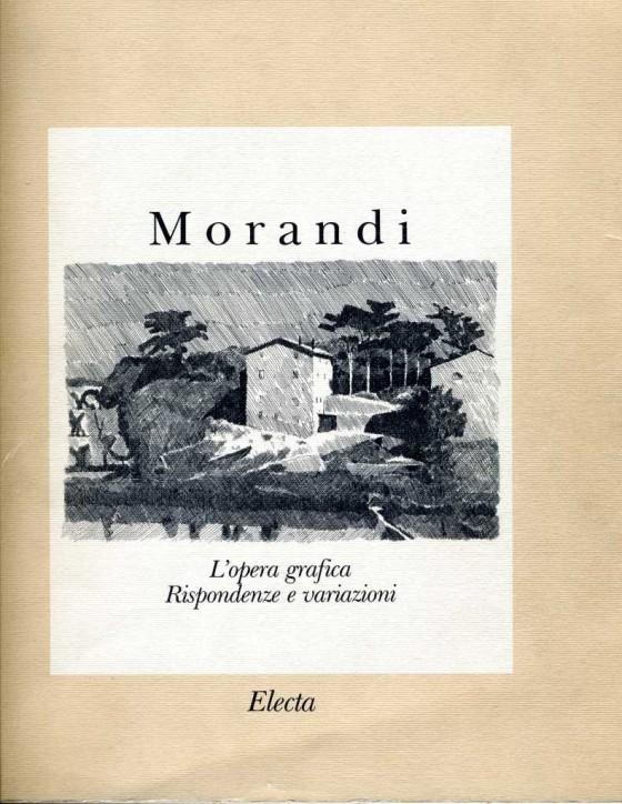 1990 Morandi L'opera grafica
