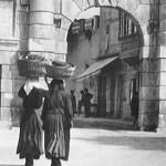 Zara. Porta di Terraferma (Donne albanesi)