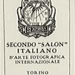 Secondo Salone italiano d'arte fotografica internazionale
