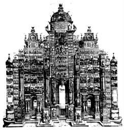 Arco di trionfo dell'imperatore Massimiliano I