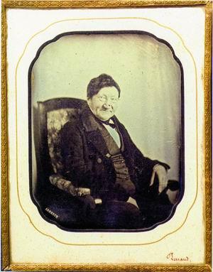 Philibert Perraud, Ritratto di Enrico Mylius, 1844-1845 (Loveno di Menaggio - Como, Centro Italo Tedesco Villa Vigoni, Collezione Mylius)