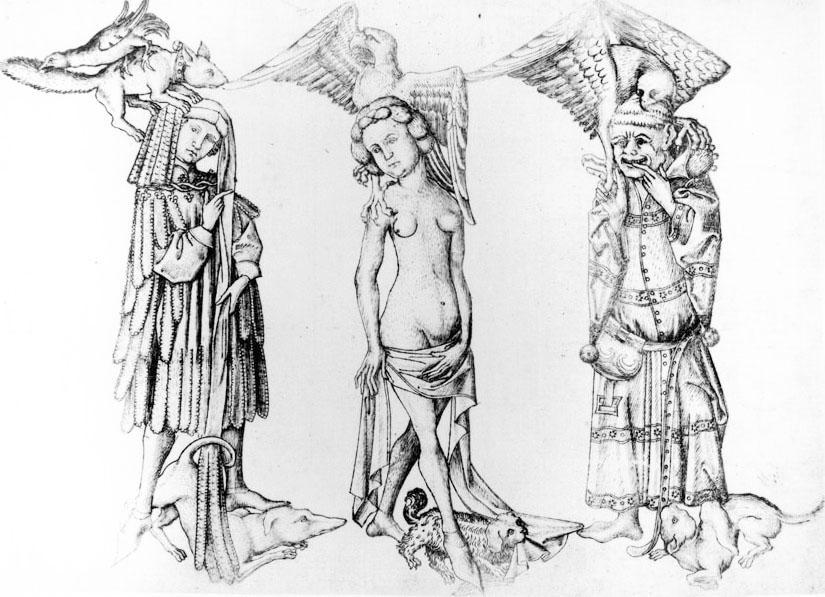 Monogrammista E.S. Alfabeto figurato puntasecca e bulino Roma, Istituto Nazionale per la Grafic a