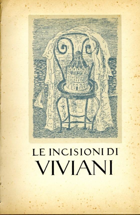 1949 Le incisioni di Viviani