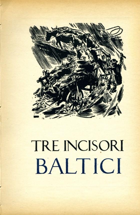 1949 Tre incisori baltici