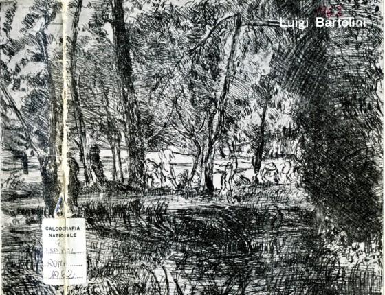 1962 Incisioni di Luigi Bartolini
