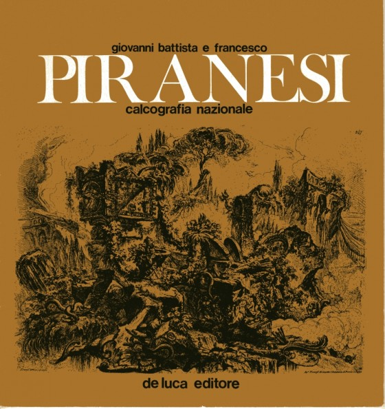1967 Giovanni Battista e Francesco Piranesi