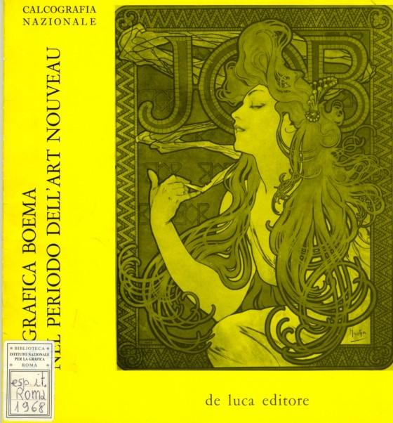 1968 La grafica boema