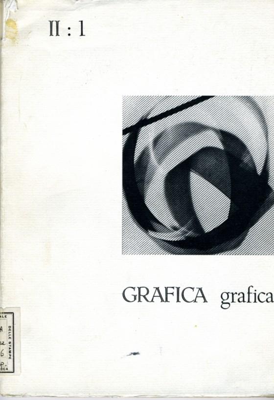 1977 Grafica Grafica n. 1