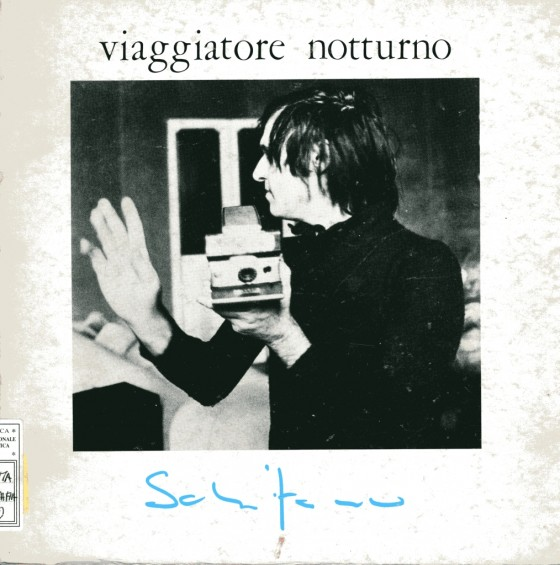 1980 Mario Schifano