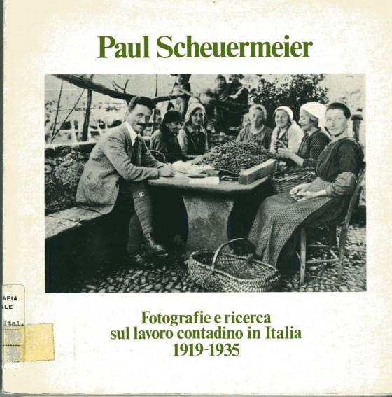 1981 Paul Scheuermeier