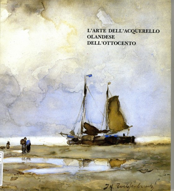 1985 l'arte dell'acquarello  olandese