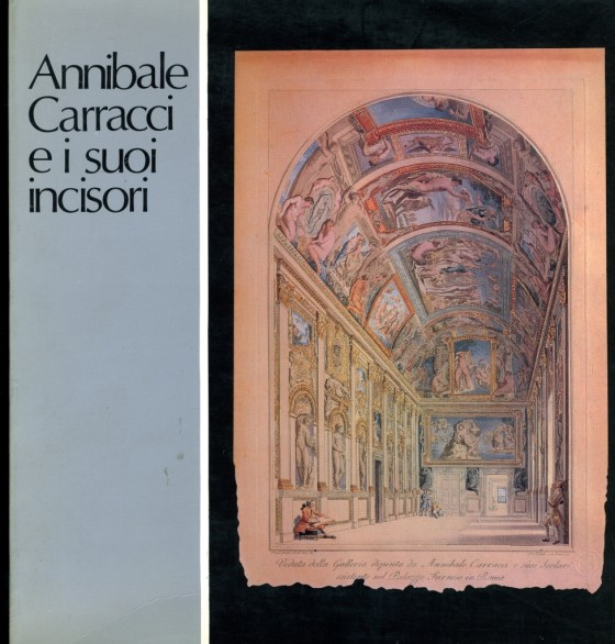 1986 Annibale Carracci e i suoi incisori