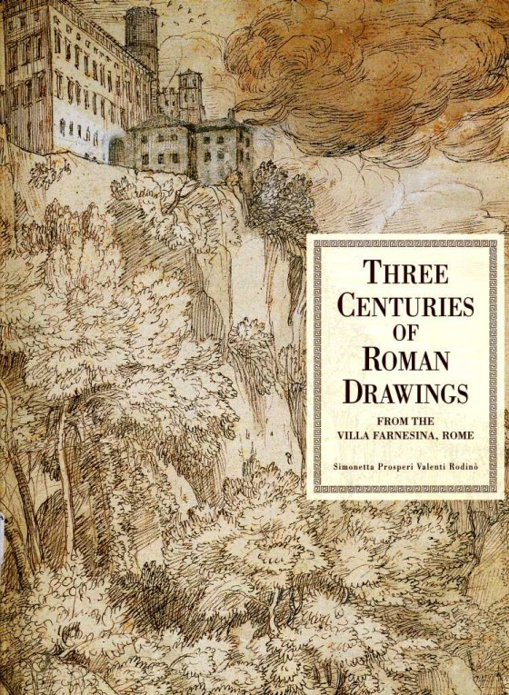 1993 Three Centuries of roman drawings