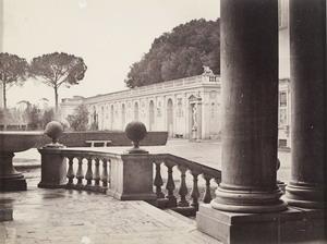 A. De Bonis, Villa Medici, 1865 ca.