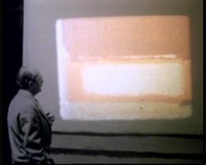 """Rothkofilm, 2008 film 16 mm,colore, silenzioso, 5' 21"""", Vampa Produzioni"""