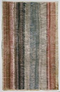 Io, 1963 xilografia a colori, mm 1350x1002 (1380x1005)