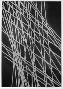 T. S. Eliot – la Cattedrale, 1977 acquatinta e acquaforte  su 4 lastre, mm. 990x680 ciascuna (2000x1400)