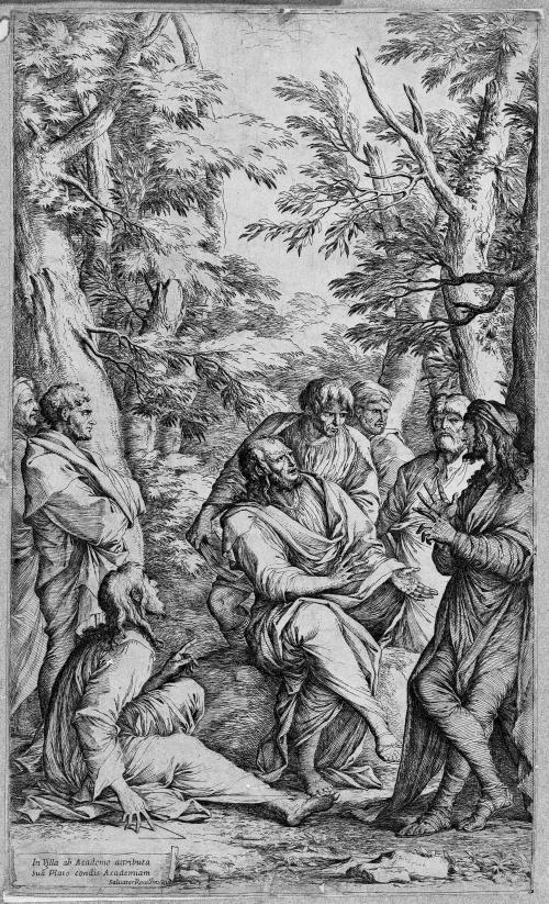 Il bosco dei filosofi