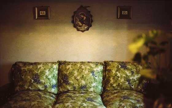 """Chantal Stoman, dalla serie """"L'Image Culte"""", Roma 2013-2014"""