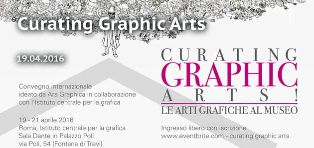 Curating Graphic arts