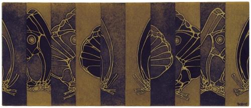 Sequenza di farfalle, 1979