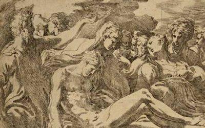 La sepoltura di Cristo