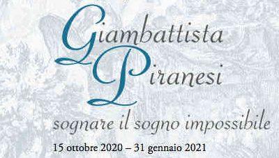 Omaggio in Musica a Giambattista Piranesi, 'il Mozart delle rovine'