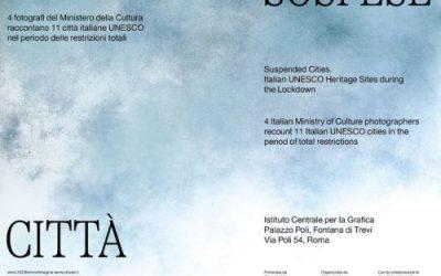 Città sospese. Sti italiani UNESCO nei giorni del lockdown